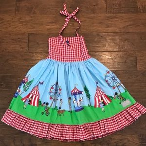 Eleanor Rose Carnival dress